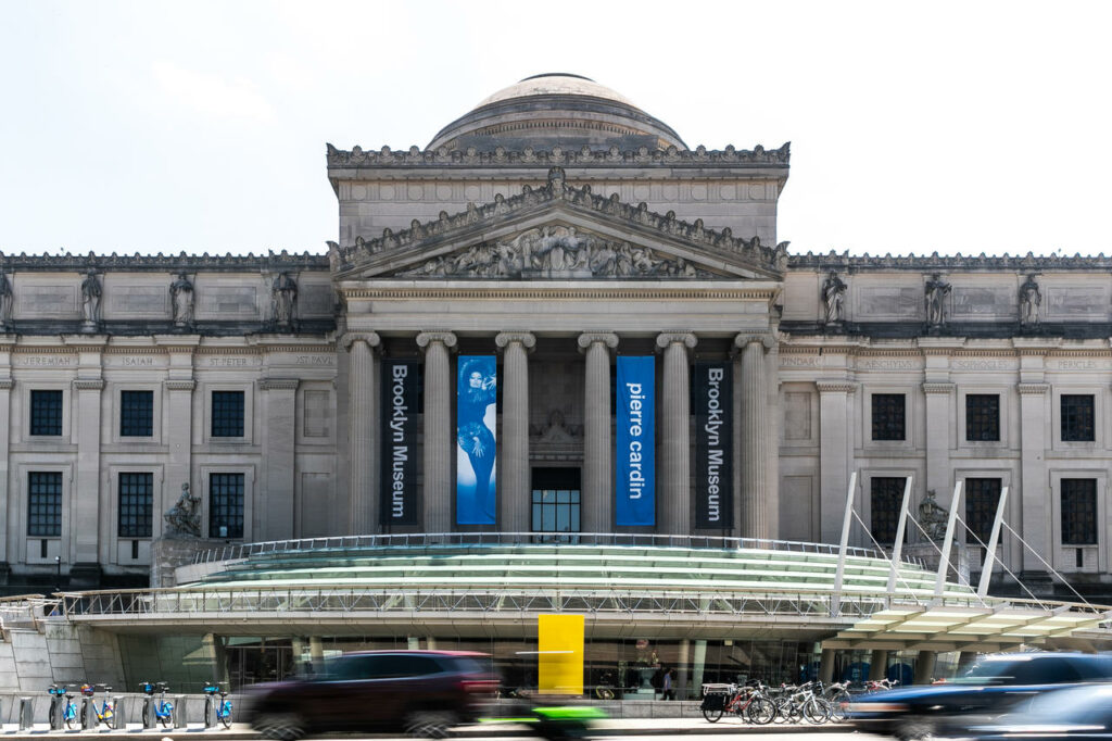 Le musée de Brooklyn à New-York