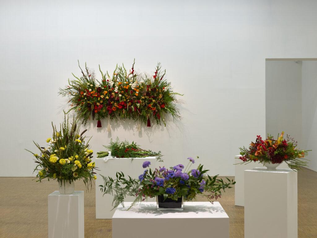 "Kapwani Kiwanga, ""Flowers for Africa"" au centre Pompidou"