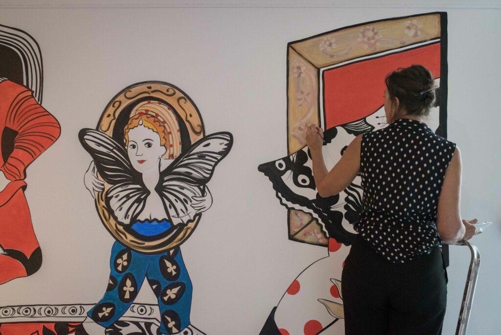 Résidence F. Cinquin Exposition Muses & Merveilles Musée Mandet Fabienne Cinquin-©Jodie Way5900 (3)