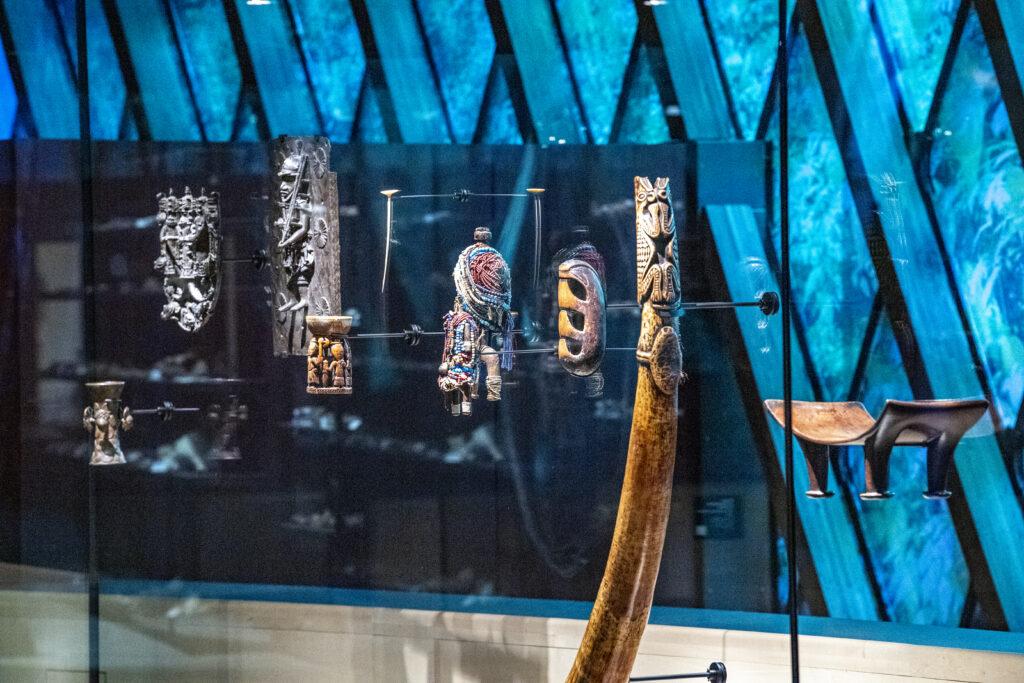 Galerie Marc Ladreit de Lacharrière. Collections permanentes. Mars 2021.