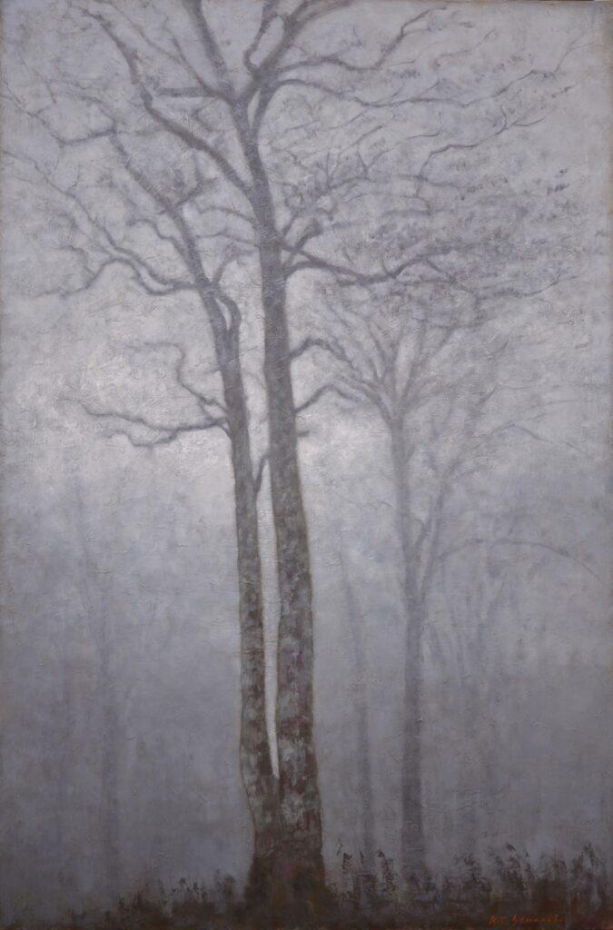 Yamanobe, Les arbres de l'aube