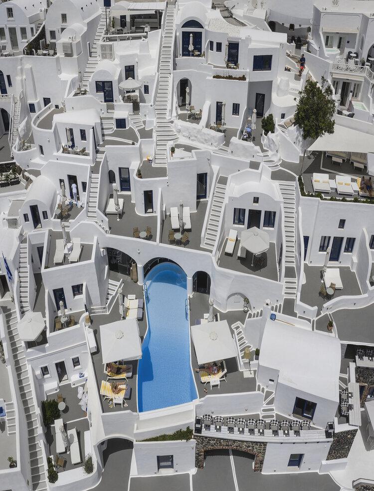 """1er prix """"Immobilier"""" (Hôtels) : Chromata"""