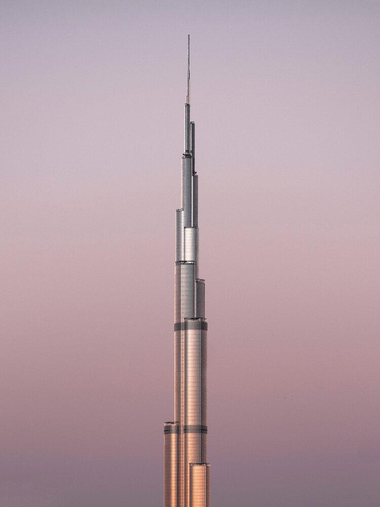 """1er prix """"Immobilier"""" (Hébergement) : Colors of Dubaï"""