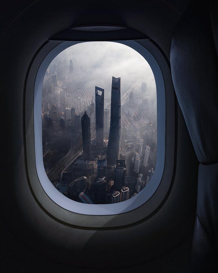 "1er prix ""Editorial"" (Voyage) : Shanghigh"