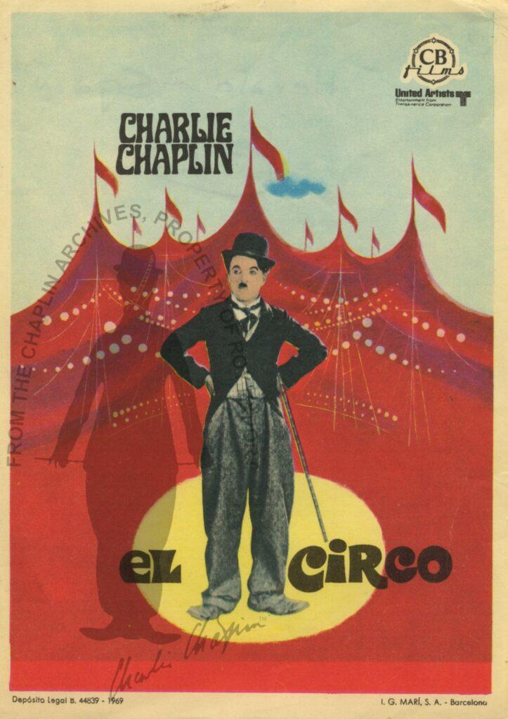 charlie chaplin archives