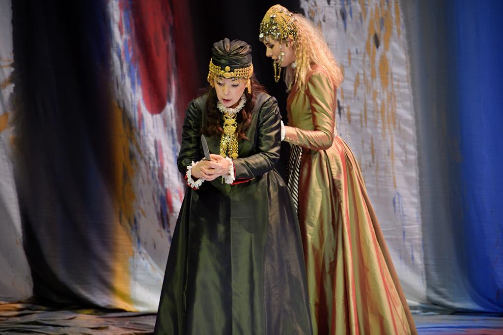 Hippolyte et Aricie de Rameau à l'Opéra Comique