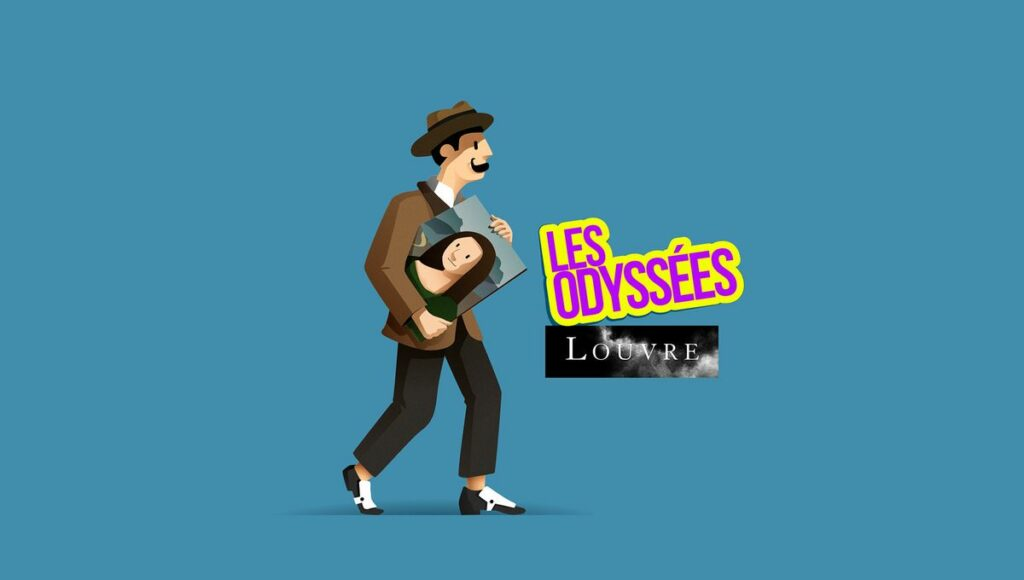 Les odyssées du Louvre
