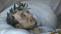 9. Horace Vernet, Napoléon sur son lit de mort, 5 mai 1821