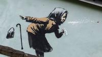 Capture écran Instagram Banksy