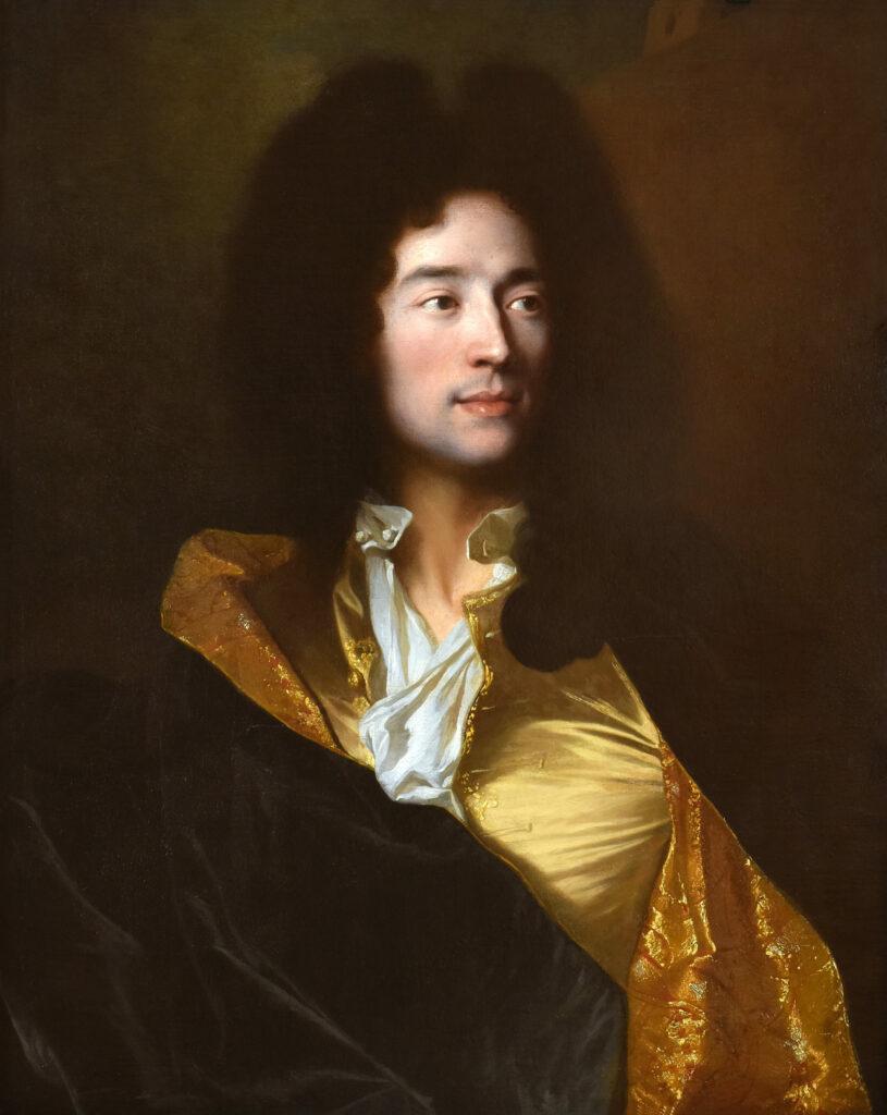 Portrait de Gaspard Rigaud Hyacinthe Rigaud, 1691