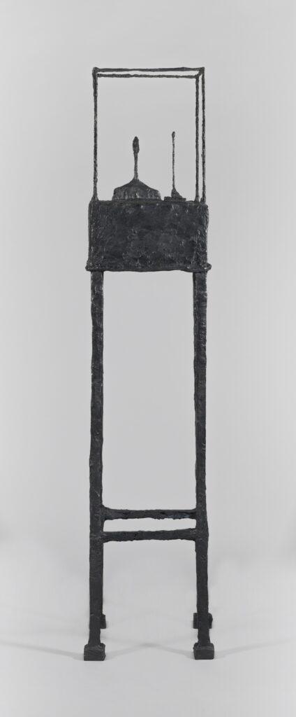 Alberto Giacometti, La Cage, 1950