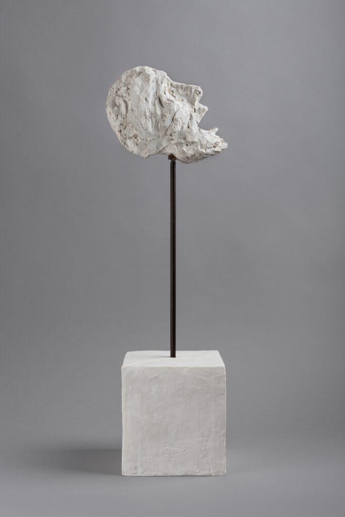Alberto Giacometti, Tête sur tige, 1947