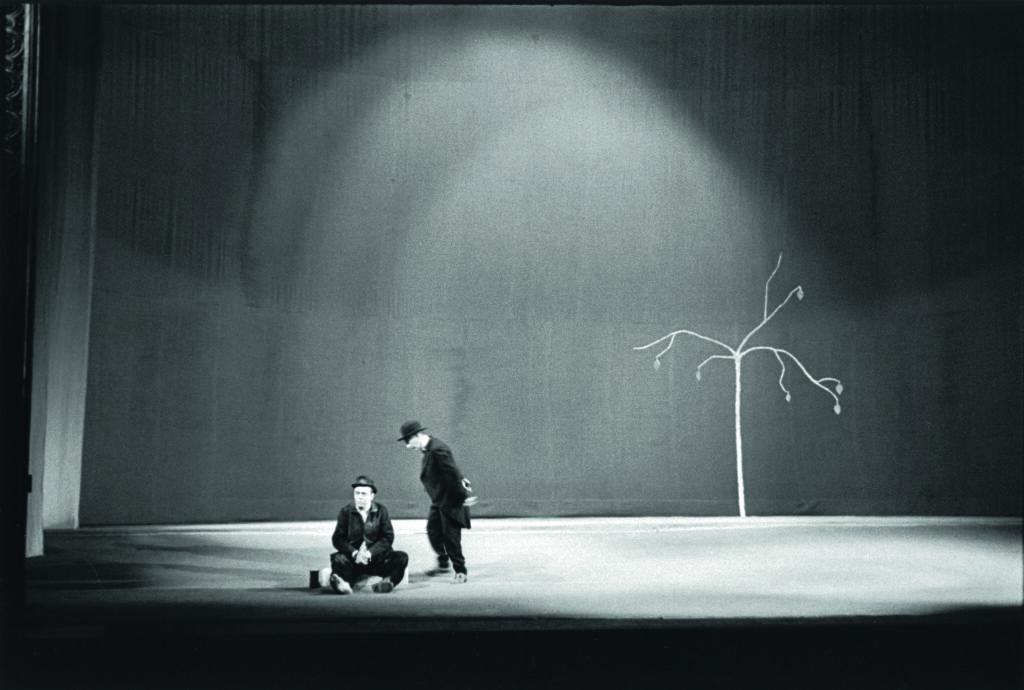 Samuel Beckett, En attendant Godot, Théâtre de l'Odéon, 1961