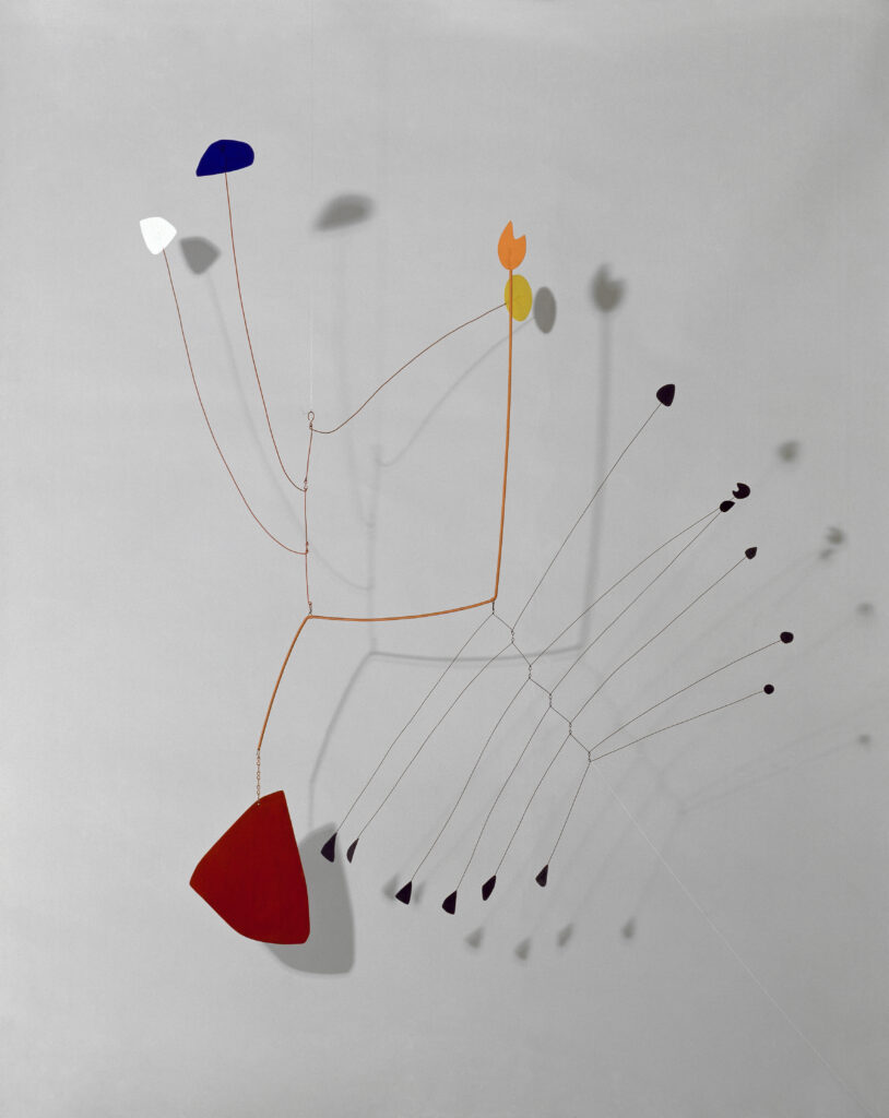 Calder, Fish bones