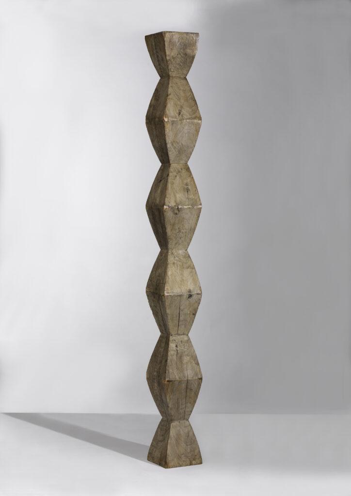 Constantin Brancusi, La colonne sans fin