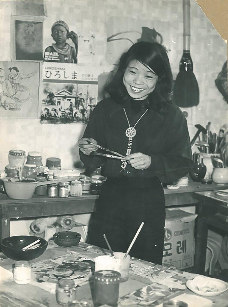 Wook kyung Choi