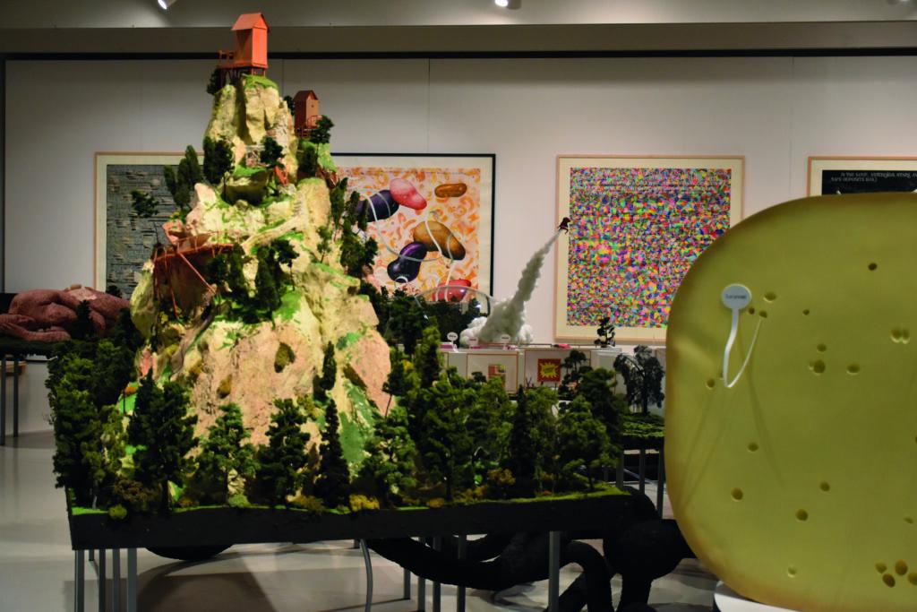 Exposition Gilles Barbier - Musée Soualges