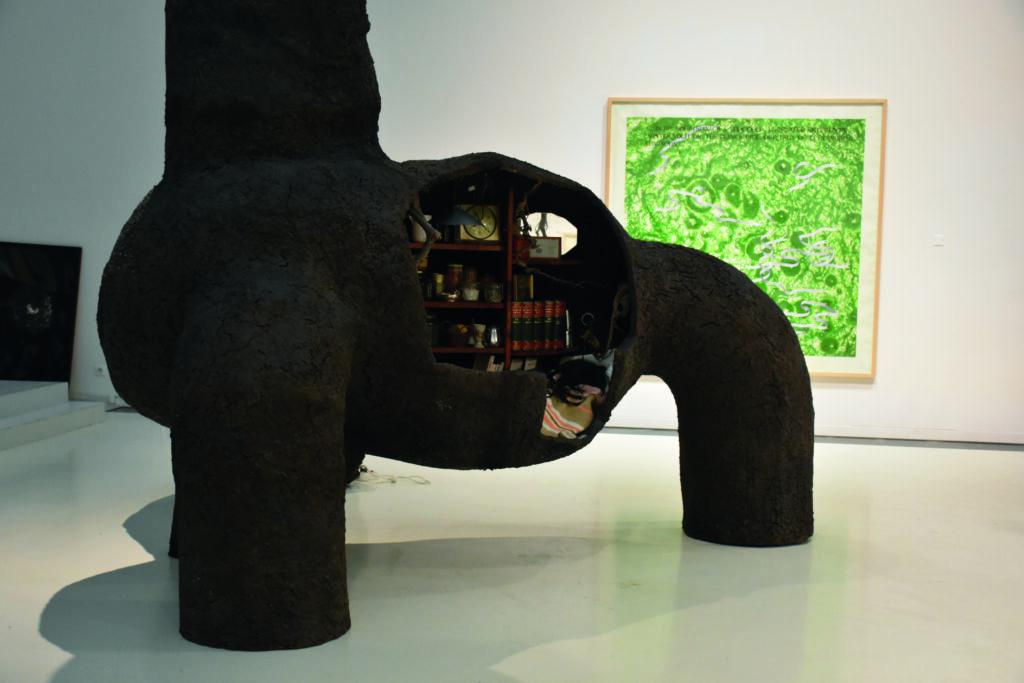 Exposition Gilles Barbier - Musée Soulages