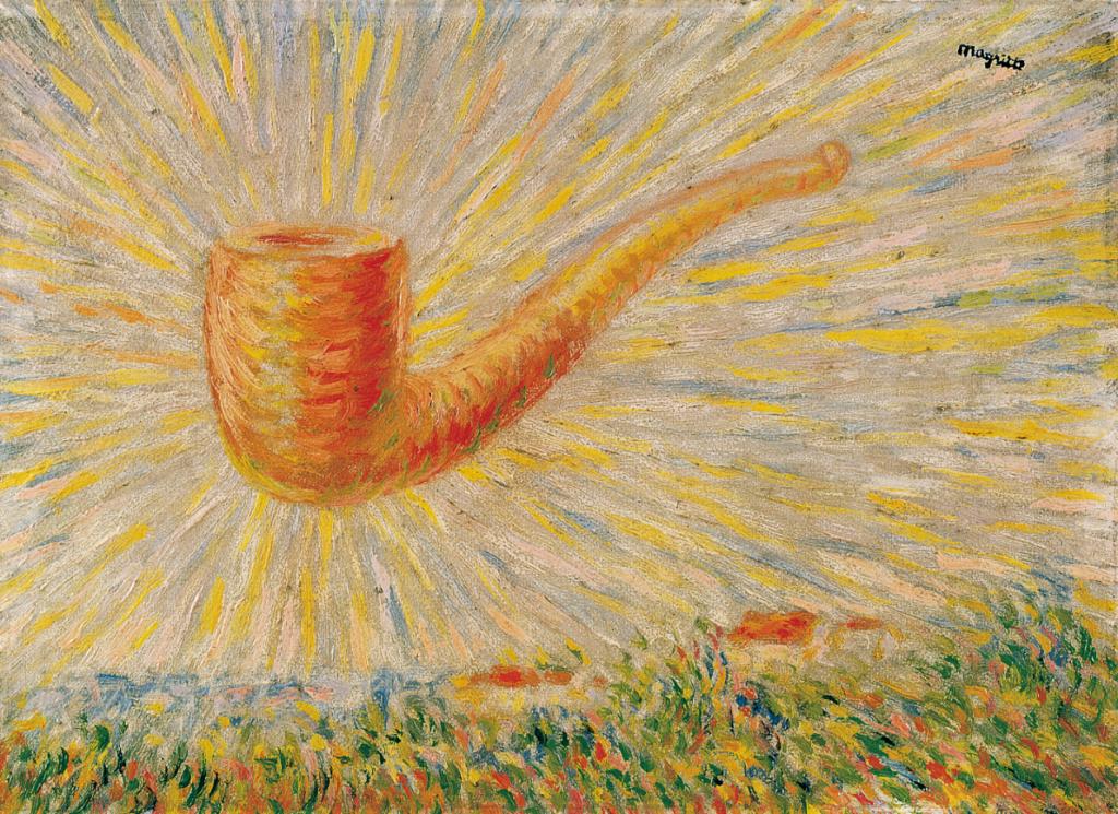 René Magritte, La liberté des cultes, 1946