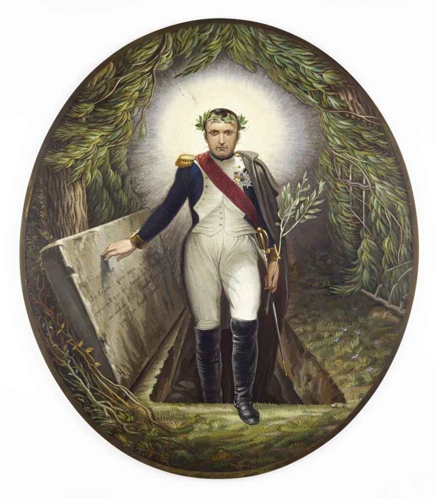 Micromosaique de Napoléon