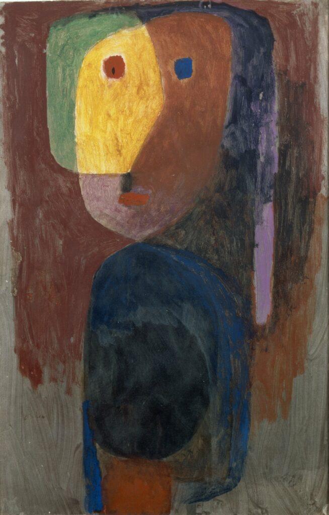 Paul Klee, Figure du soir, 1935