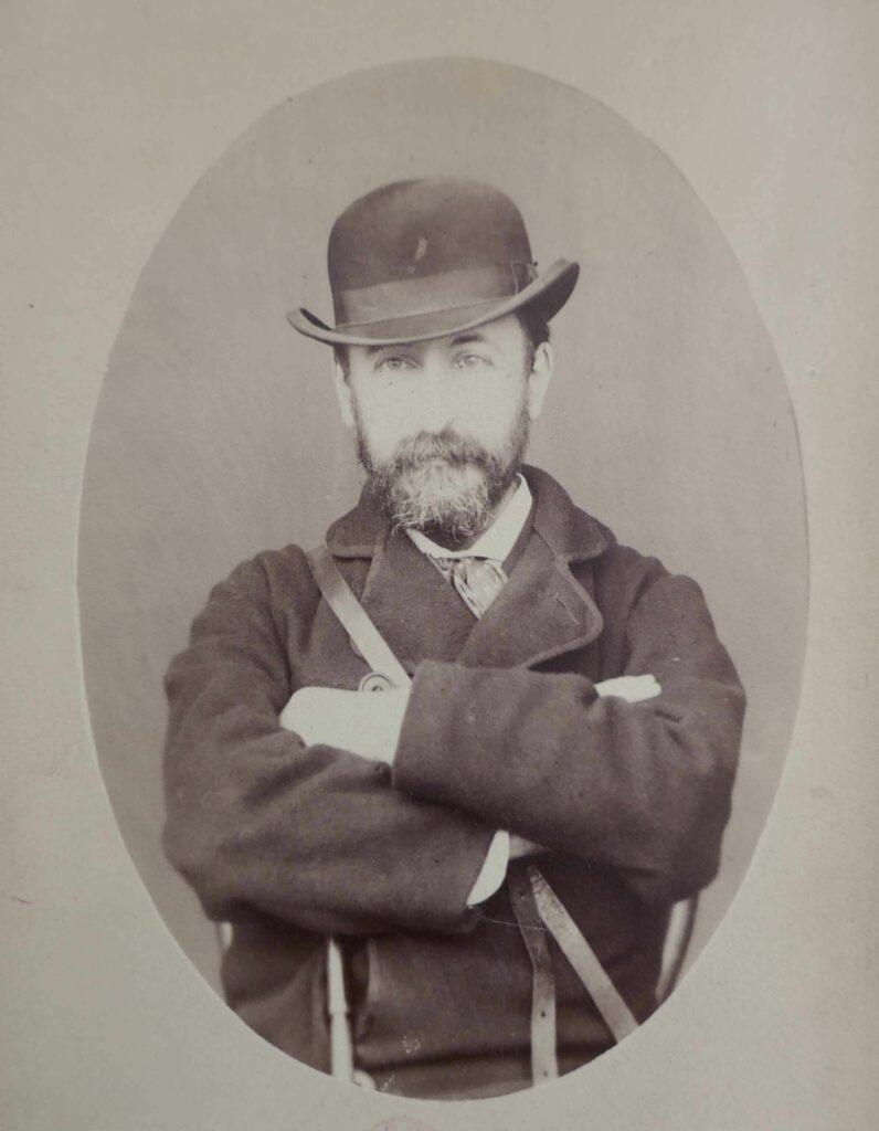 Camille Saint-Saëns dans les années 1870