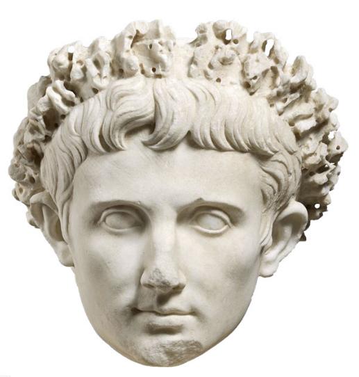 Portrait de l'empereur Auguste (27 av. J.-C.-14 ap. J.-C.)musée de la romanité.jpeg