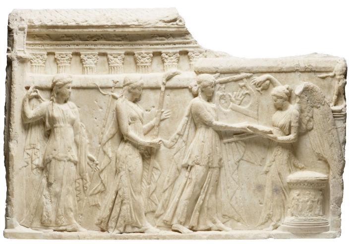 Relief, Paris, musée du Louvre