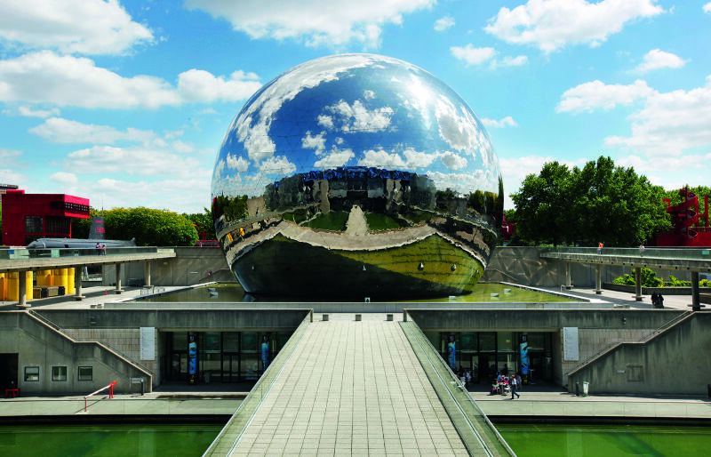La Villette : l'exposition de plein-air Archi-folies