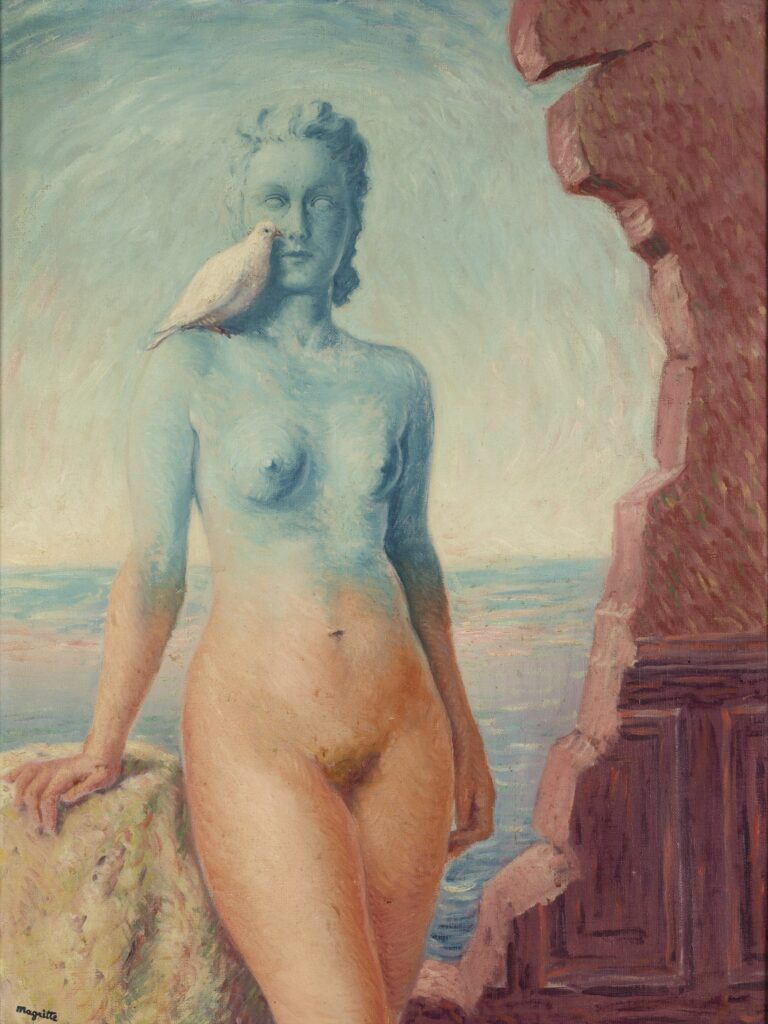 Magritte, La magie noire 1943