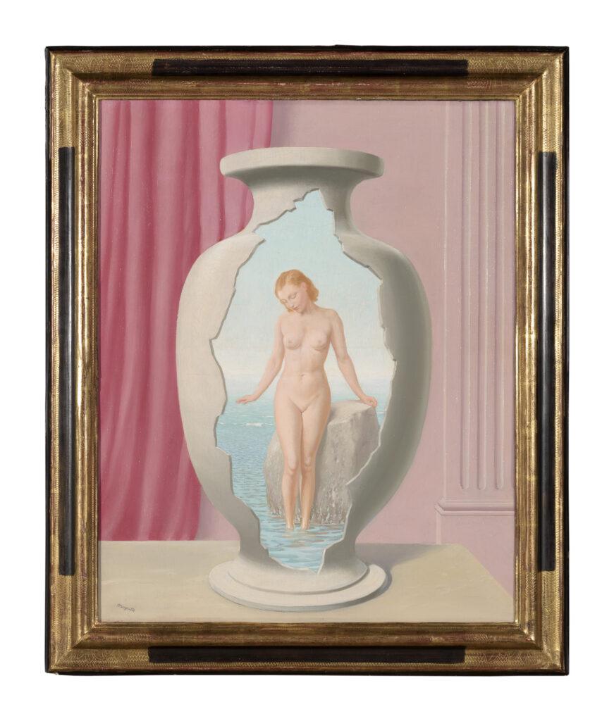 Magritte, L'orient, 1941