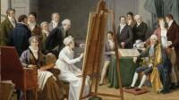 Peintres femmes, musée du Luxembourg, Marie-Gabrielle Capet, L'atelier de Madame Vincent en 1800, 1808