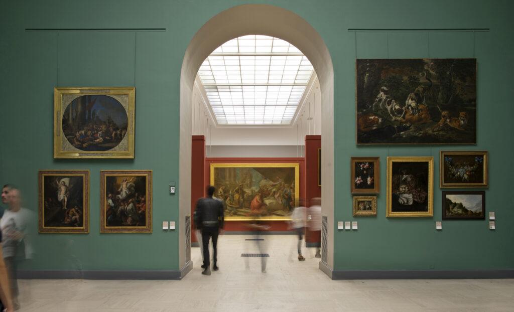 Aile sud du Musée des Beaux-Arts de Bordeaux