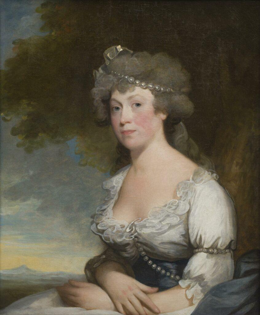 Gilbert Stuart, Portrait de Mrs James Arden, 1794