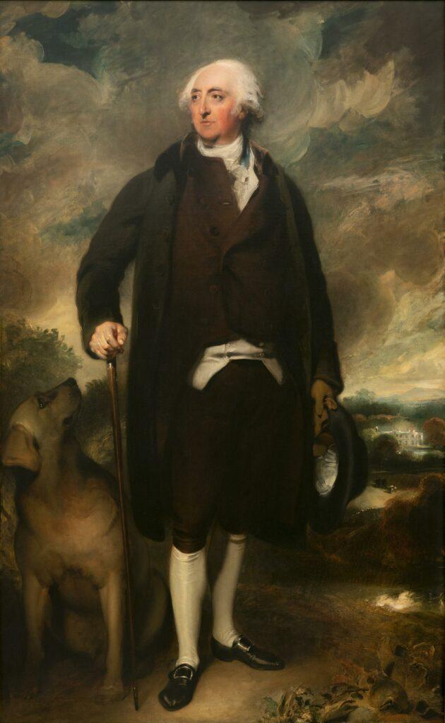 Thomas Lawrence, Portrait de John Hunter, 1789-90