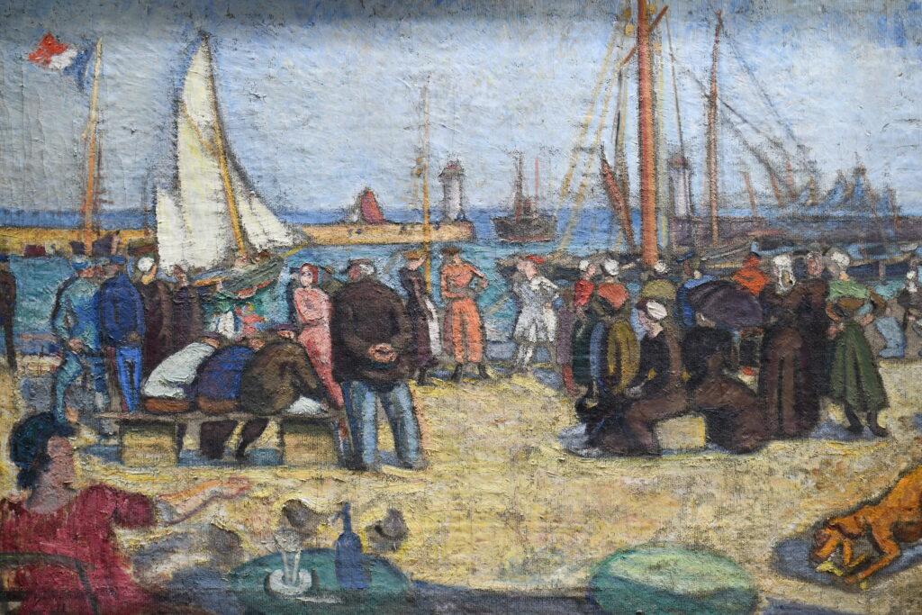 Exposition de Jean Puy et Ambroise Vollard - Musée Joseph Déchelette