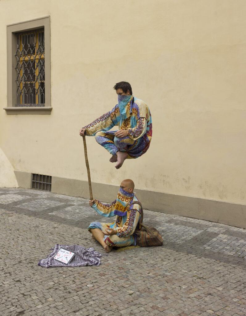 Magiciens de Prague, 2013