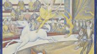 Seurat Georges (1859-1891). Paris, musée d'Orsay. RF2511.
