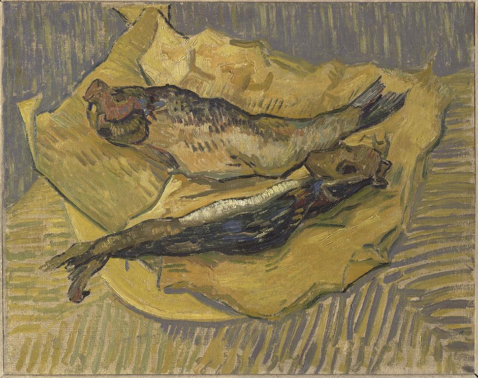 Van Gogh, Les Harengs, 1889