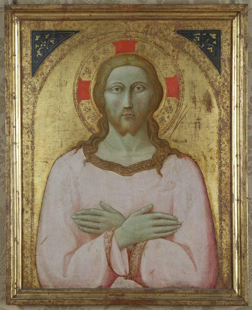 Sano di Pietro, Christ rédempteur, 1442-1443