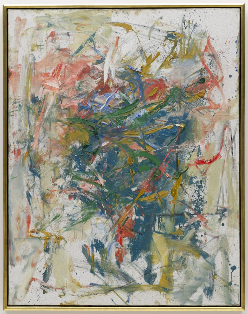 Joan Mitchell, Composition, 1962