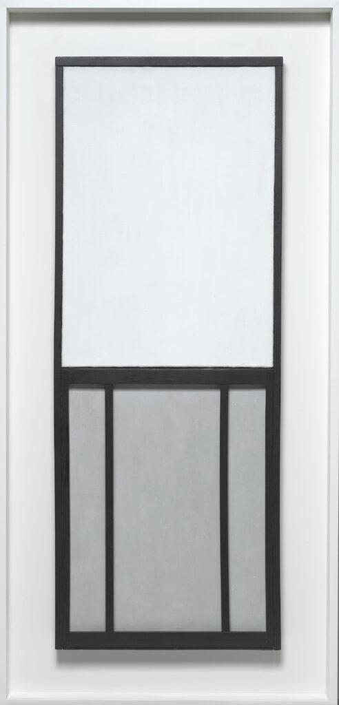 Ellsworth Kelly, Window, Museum of Modern Art, Paris, 1949