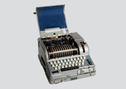 Machine Fialka M-125