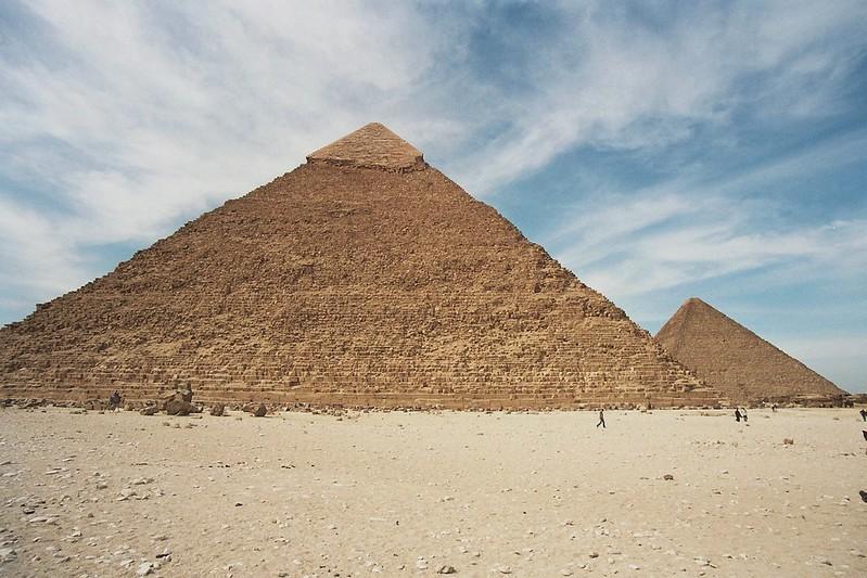 La Grande Pyramide de Gizeh