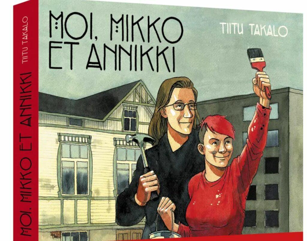 Moi Mikko et Annikki