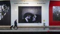 Noir et Blanc métro parisien (2)