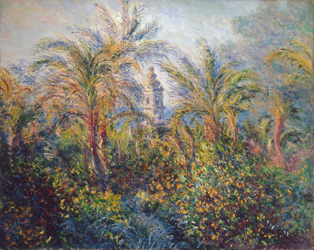 Claude Monet, Jardin à Bordighera, 1884