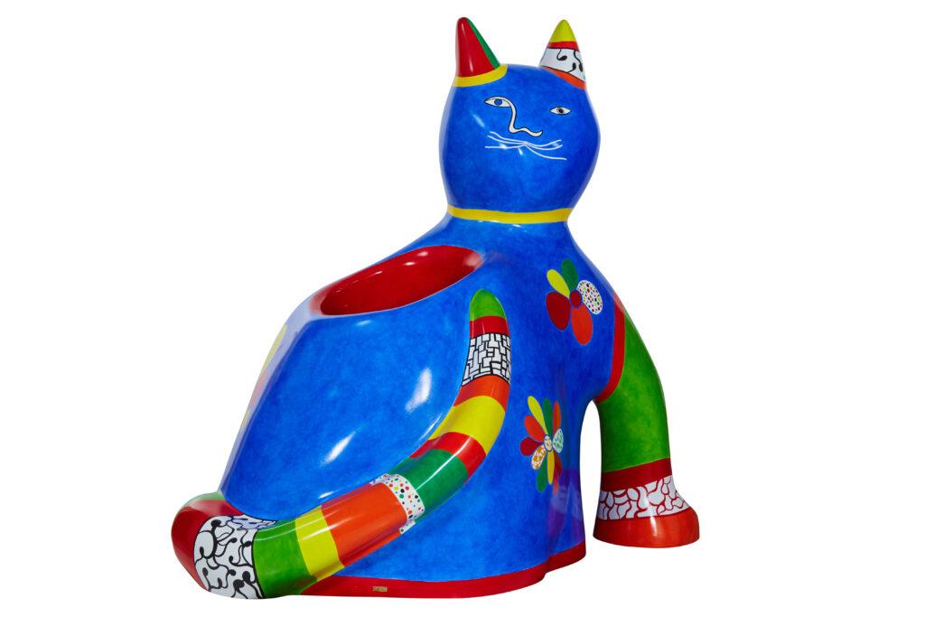 Niki de Saint Phalle, Le chat,1991