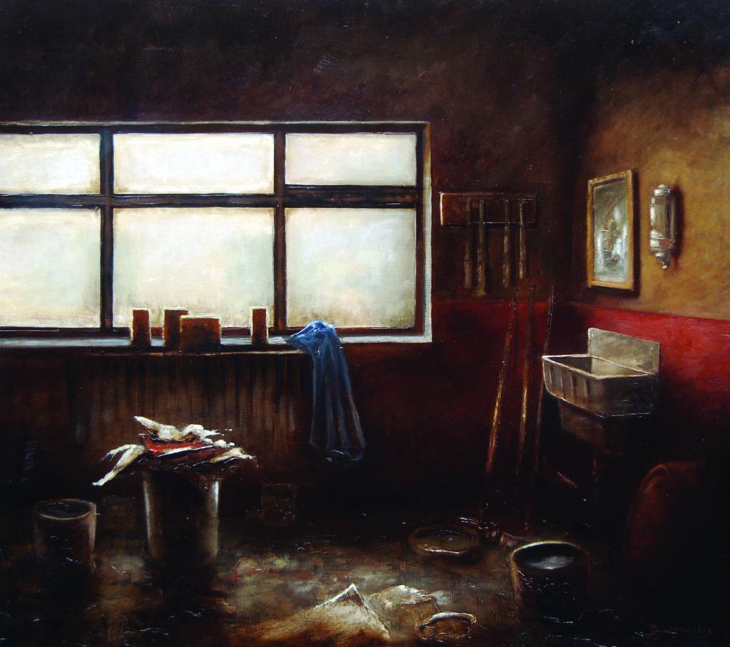 Patrick Bastardoz, Atelier 2