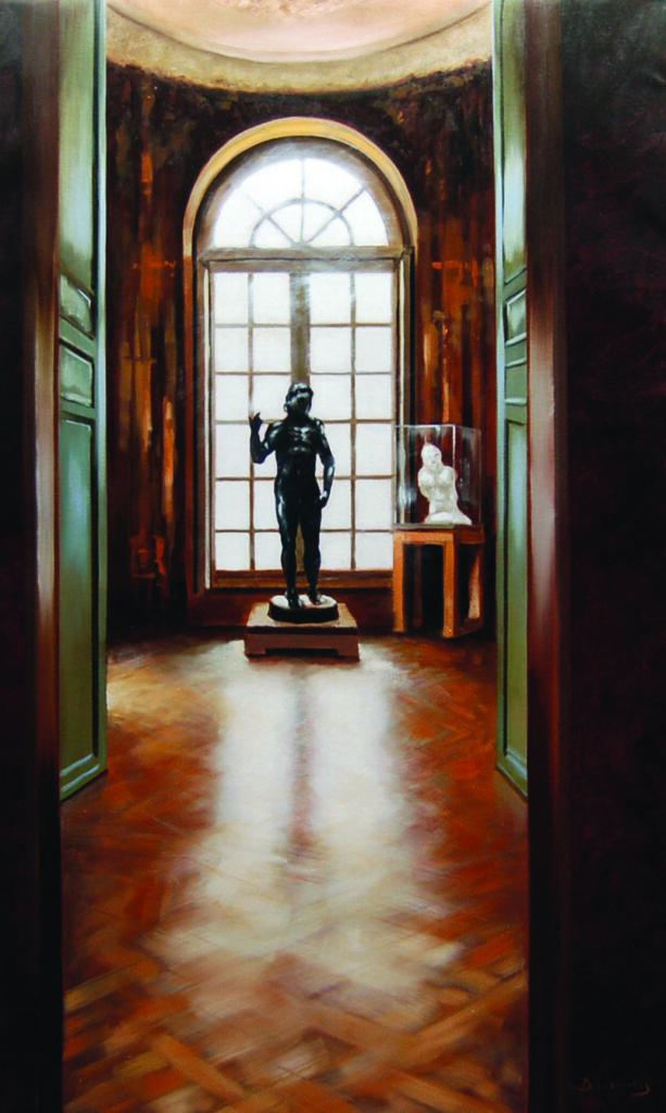 Patrick Bastardoz, Musée Rodin